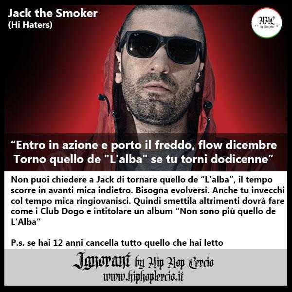 Testi Jack the Smoker